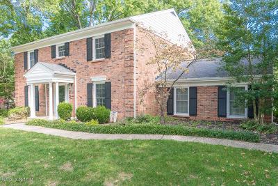 Prospect Single Family Home For Sale: 7103 Fox Harbor Rd