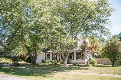 Elizabethtown Single Family Home For Sale: 202 Oak Valley Ct