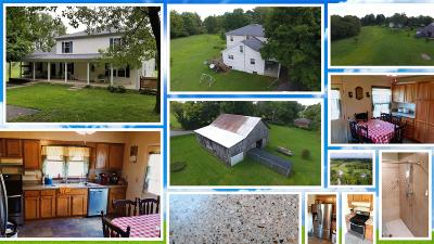 Shelby County Farm For Sale: 2470 Hinkle Ln