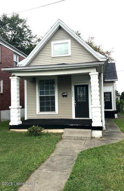 Louisville Single Family Home For Sale: 3236 Taylor Blvd