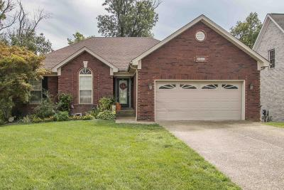 Louisville Single Family Home For Sale: 6922 Catalpa Springs Dr