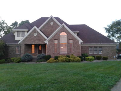 Bullitt County Single Family Home For Sale: 164 Springview Ct