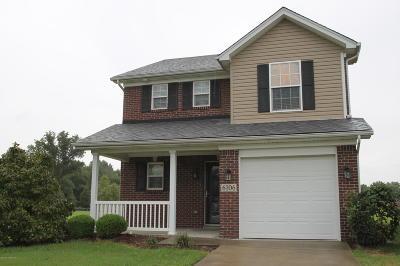 Louisville Condo/Townhouse For Sale: 6106 Dewitt Dr