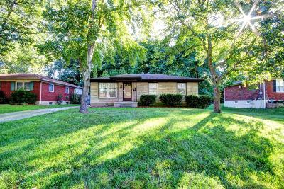 Louisville Single Family Home For Sale: 7128 Denver Ln