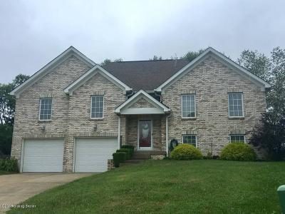 Louisville Single Family Home For Sale: 8400 Catalpa Springs Ct