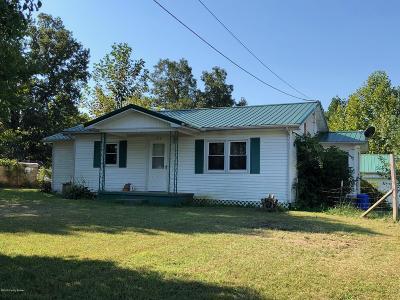 Edmonson County Single Family Home For Sale: 303 J. Carroll Rd