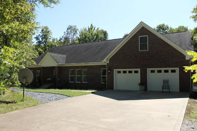 Bowling Green Single Family Home For Sale: 1313 William Simmons Rd