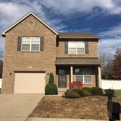 Louisville Rental For Rent: 9700 Chetwood Dr
