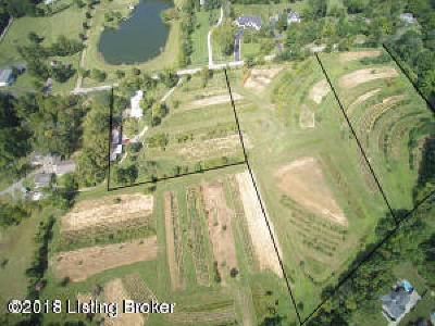 Oldham County Residential Lots & Land For Sale: 3 Old Floydsburg Rd