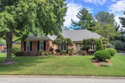 Louisville Single Family Home For Sale: 508 Leicester Cir