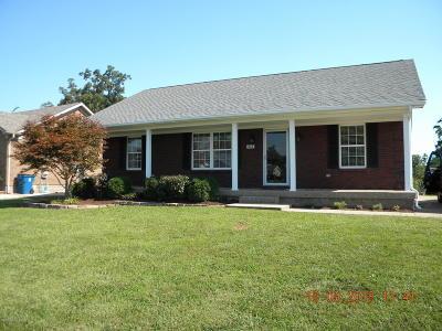 Bullitt County Single Family Home For Sale: 476 Tecumseh Dr