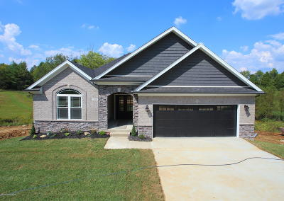 Taylorsville Single Family Home For Sale: Lot 24 Eaglesnest