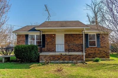 Bullitt County Single Family Home Active Under Contract: 255 S 4th Ave
