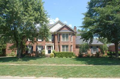 Louisville Single Family Home For Sale: 6803 Fallen Leaf Cir