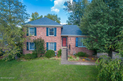 Louisville Single Family Home For Sale: 413 Timberlake Trail