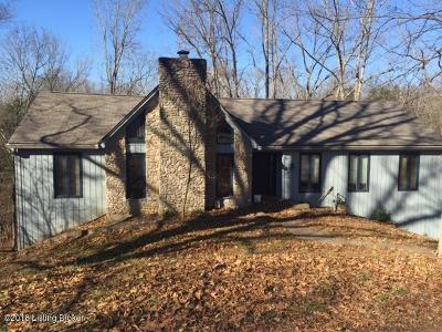 Oldham County Single Family Home For Sale: 1209 Pebble Point