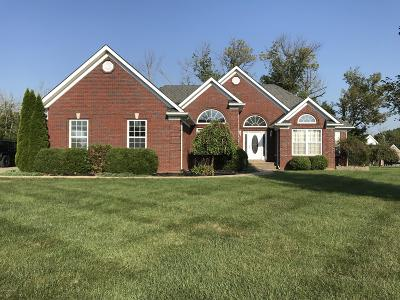 Bullitt County Single Family Home For Sale: 325 Kingswood Dr