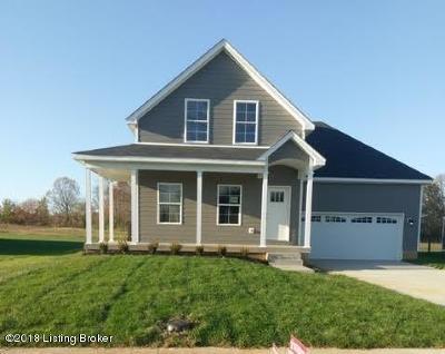Bullitt County Single Family Home For Sale: 208 Washington Commons Dr