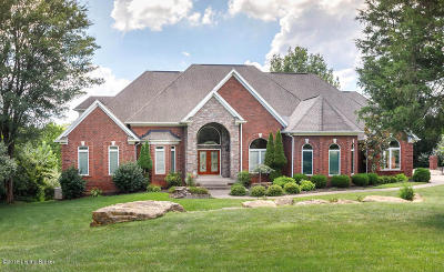 Shelby County Single Family Home For Sale: 2019 Shagbark Ln