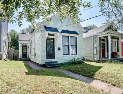 Single Family Home For Sale: 1026 E Caldwell St