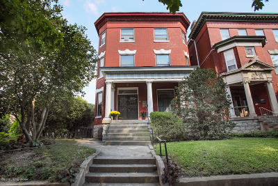 Louisville Multi Family Home For Sale: 1503 S 3rd