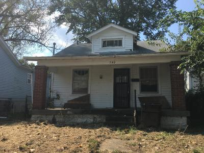 Jefferson County Single Family Home For Sale: 740 Ziegler Avenue