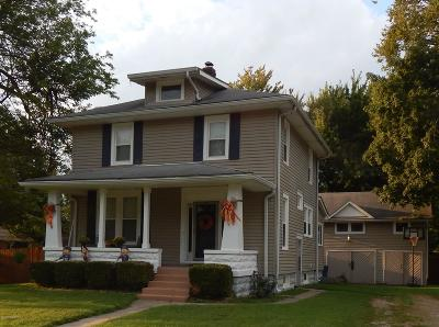 Jefferson County Single Family Home For Sale: 4913 Valley Station Rd