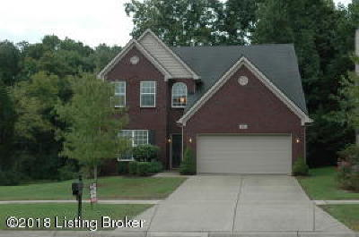 Louisville Single Family Home For Sale: 1924 Belay Way