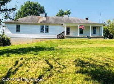 Jefferson County Single Family Home For Sale: 700 Eastwood Fisherville Rd