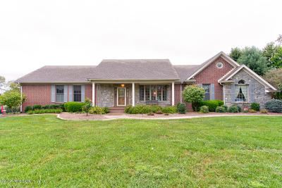Shelbyville Single Family Home For Sale: 143 Plantation Dr