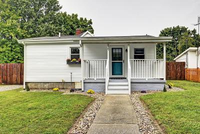 Shelbyville Single Family Home For Sale: 39 Lovall Ln
