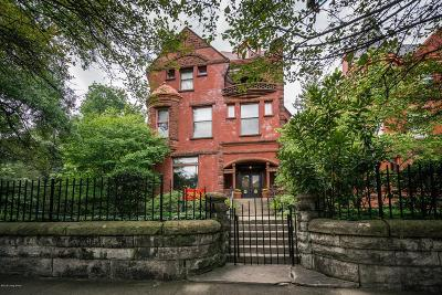 Old Louisville Single Family Home For Sale: 1332 S 4th St