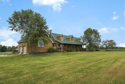 Shelby County Farm For Sale: 164 Taylor Bright Rd
