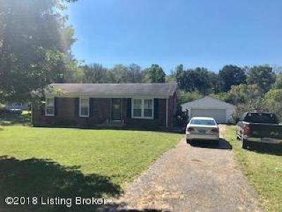 Spencer County Single Family Home For Sale: 1995 Highgrove Rd