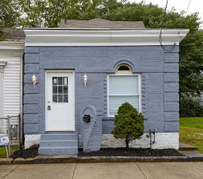 Single Family Home For Sale: 708 E Caldwell St