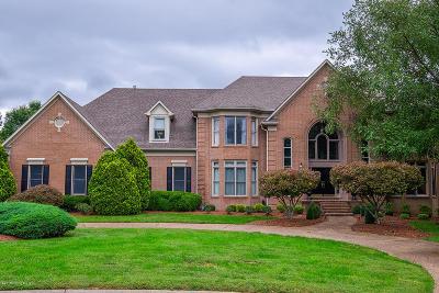 Prospect Single Family Home For Sale: 7507 Pine Knoll Cir
