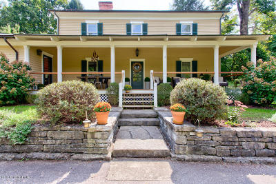 Single Family Home For Sale: 5801 S Watterson Trail