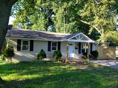 Clarksville Single Family Home For Sale: 421 Miller Ave