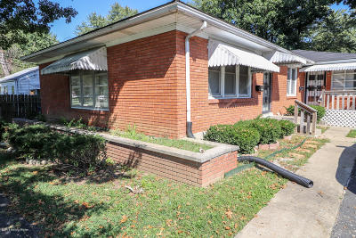 Louisville Multi Family Home For Sale: 1833 Farnsley
