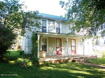 Single Family Home For Sale: 4950 Holy Cross Rd