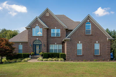 Polo Fields Single Family Home For Sale: 17701 Curry Branch Rd