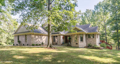 Fisherville Single Family Home For Sale: 5300 Taylorsville Lake Rd