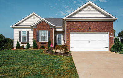 Elizabethtown KY Single Family Home For Sale: $270,000