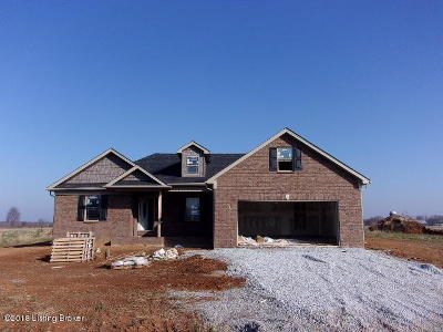 Bardstown Single Family Home For Sale: 124 Millwood Way