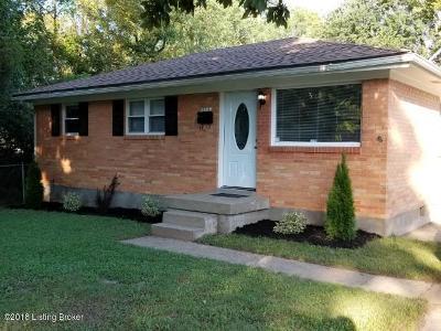 Single Family Home For Sale: 263 Eldorado Ave