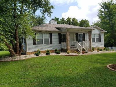 Elizabethtown KY Single Family Home For Sale: $205,000