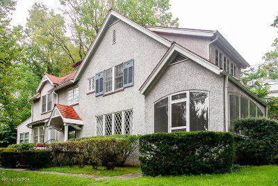 Single Family Home For Sale: 78 Valley Rd