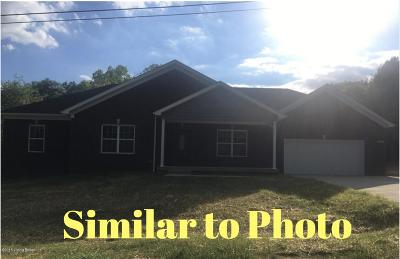 Brandenburg Single Family Home For Sale: Lot #314 Woodview Dr