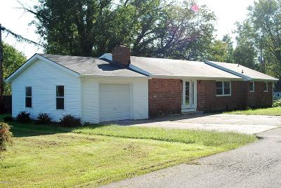 Jeffersonville Single Family Home For Sale: 4918 Emerick Dr