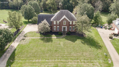 Oldham County Single Family Home For Sale: 5410 Meadow Stream Way
